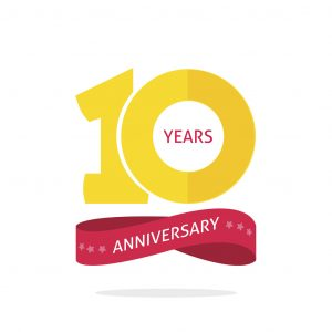 Help us celebrate 10 years of taking care of your smile as your dentist in Kansas City!